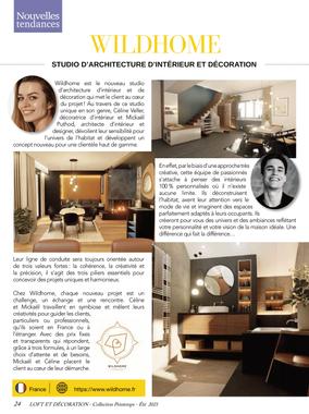 Article Loft & Décoration
