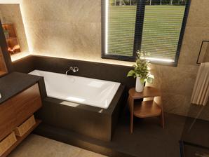 Rénovation et aménagement d'intérieur d'une salle de bains par l'agence d'architecture d'intérieur et décoration WILDHOME
