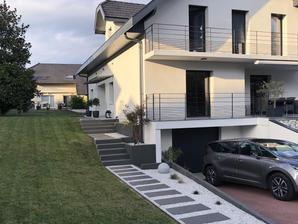 Rénovation et aménagement  extérieur d'une maison par l'agence d'architecture d'intérieur WILDHOME