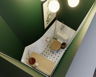 Rénovation de WC