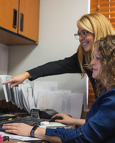 Professional Accounting service team at work. Orange Beach, Alabama.