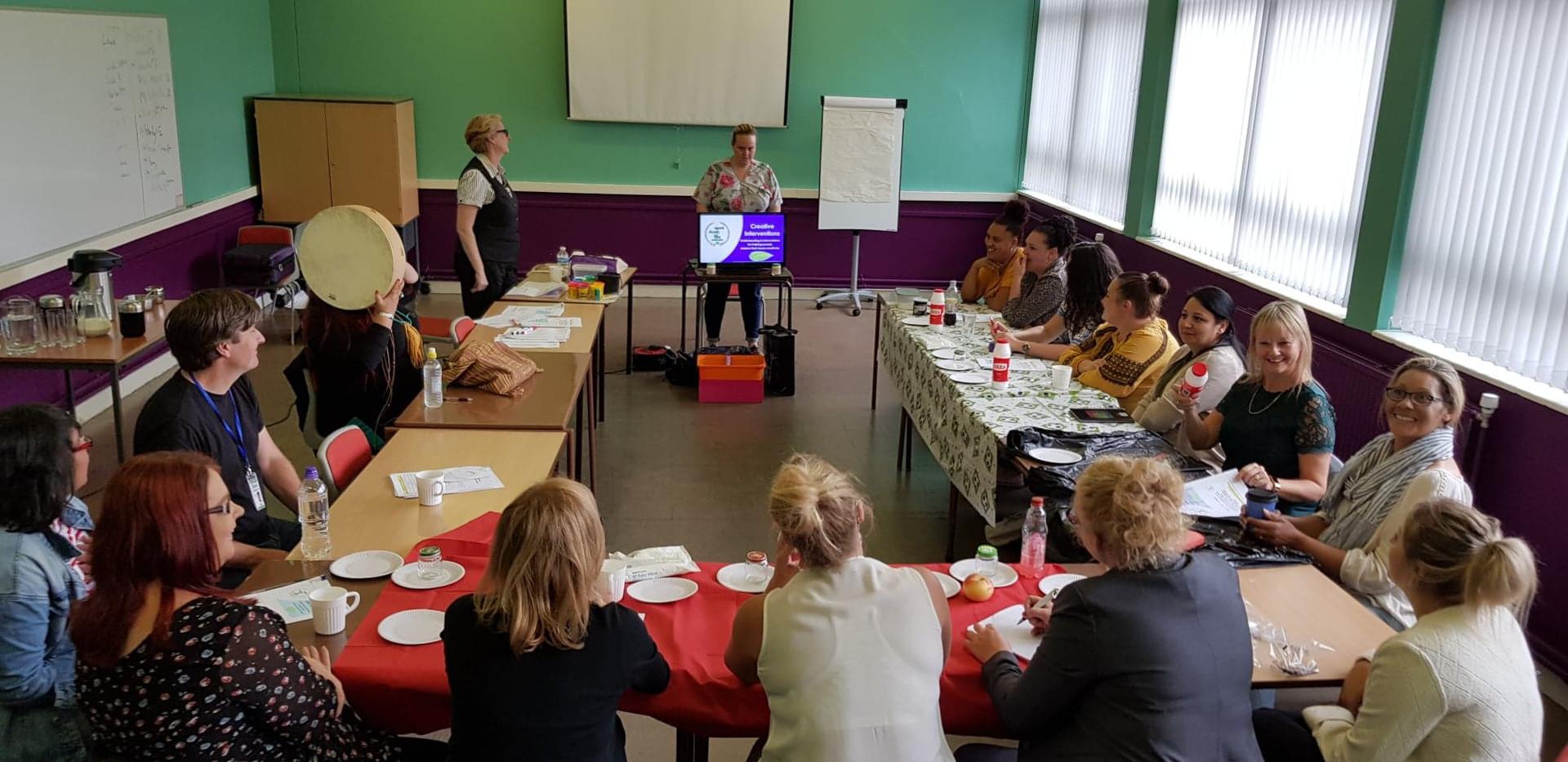 2018 training creative interventions gro