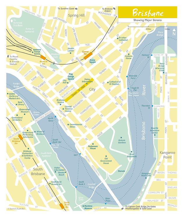 シドニーマップ 地図