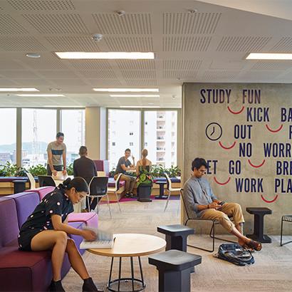 オーストラリア学生寮
