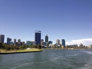 Perth★パースが住みやすい街の8位に!
