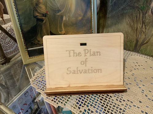 Plan of Salvation Stand