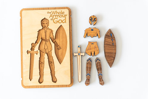 the Whole Armour of God - Female