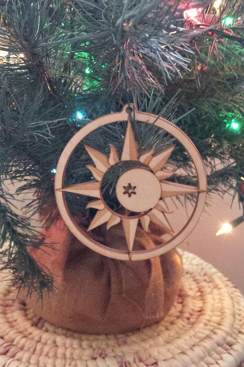 """Light of the World"" ornament"