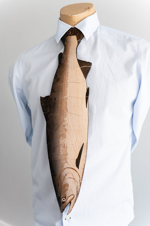 King Salmon - maple