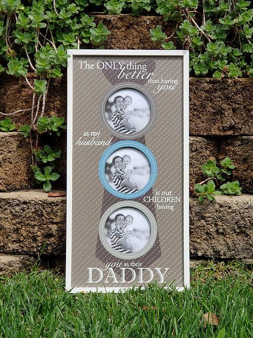 Love Dad Tie Frame