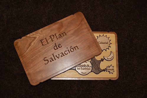 Plan of Salvation  - in Spanish