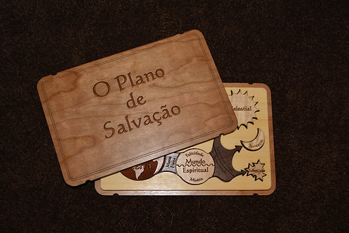 Plan of Salvation - in Portuguese