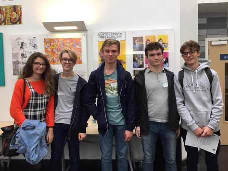 Medway Attends 3rd BYC Convention of the Year.