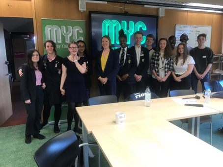 Members meet with Tracey Crouch MP