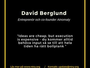 Great wordings from experienced entrepreneurs