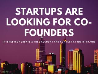 Hitta din co-founder!