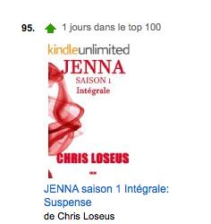 1 jour et déjà dans le Top 100 !!!