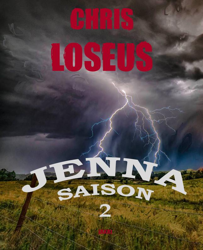 La suite et fin de Jenna en promotion du mois sur AMAZON