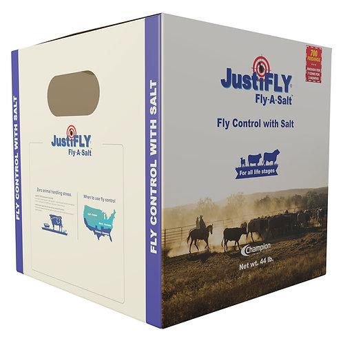 JUSTIFLY FLY-A-SALT BLOCK