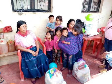 ¡Gracias a ustedes que con sus donativos, alimentan la esperanza!