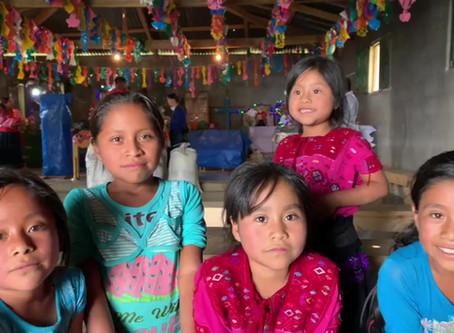 Agradecimiento a donantes por su respuesta a la emergencia alimentaria en Chiapas