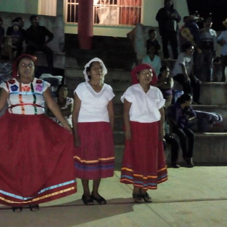 """Crónica de """"Renace la Esperanza"""" en su ida a Maninaltepec - La Ermita."""