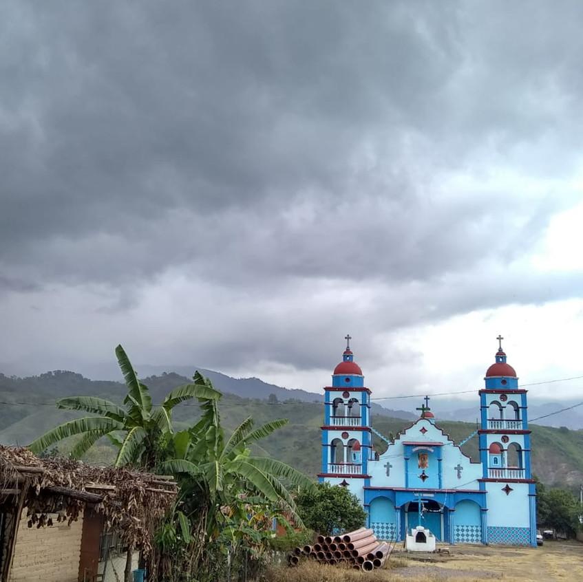 postal iglesia