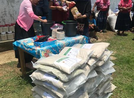 Emergencia alimentaria en Chiapas