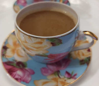 Кофе с бамии