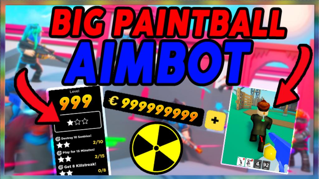 Hacks For Big Paintball Roblox Script Yfdrobloxexploits