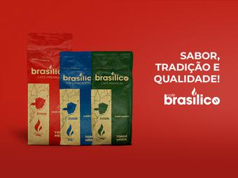 CAFÉ BRASÍLICO
