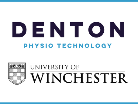 Winchester Uni final year physiotherapy placement!