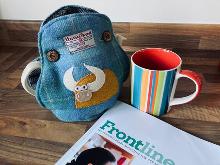A cup of tea with Frontline