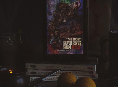 The Night Silver River Run Red - Christine Morgan