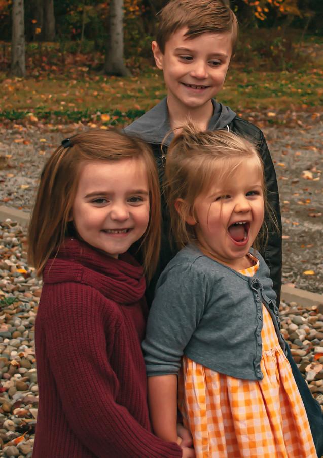 Cash, Kacey + Charlie