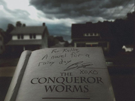The Conqueror Worms - Brian Keene