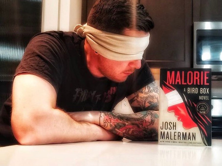 Malorie Review from Andrew AKA The Book Dad