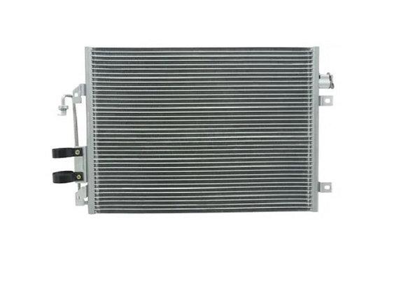 Condensador logan e sandero 2008 ao 2013 cambio manual