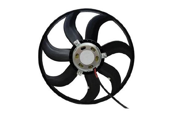 Eletro ventilador ventoinha radiador VW Gol GV, Saveiro GV, Voyage GV de 2008 em