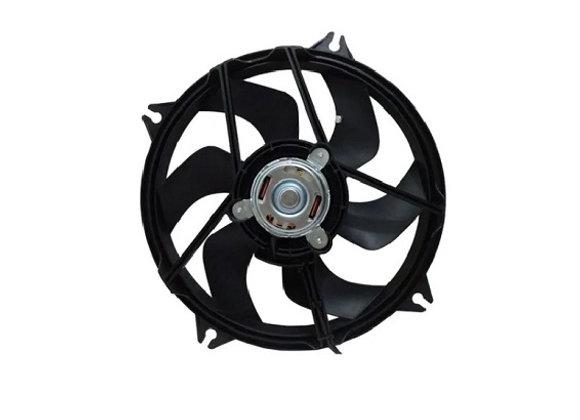 Eletro ventilador ventoinha citroen c4 e peugeot 307 e 308 com 6 pas e suporte