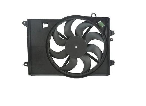 Eletro ventilador ventoinha radiador onix cobalt prisma e spin