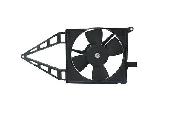 Eletro ventilador ventoinha com defletor radiador classic corsa 94 a 02 s ar
