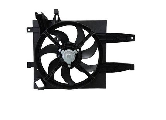 Eletro ventilador ventoinha radiador palio idea siena strada sem ar