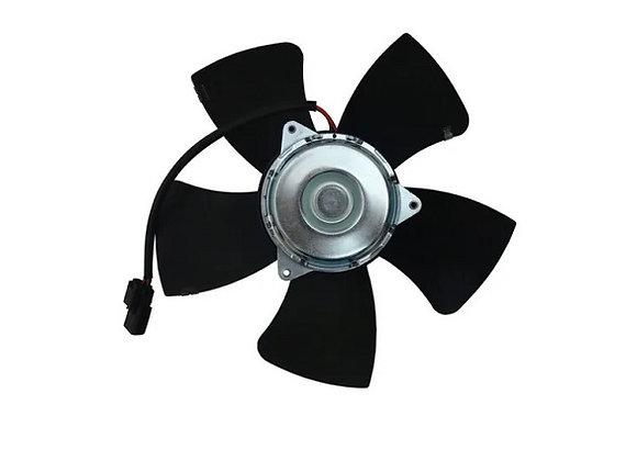 Eletro ventilador ventoinha radiador honda new fit, city 2009 a 2014 c ar