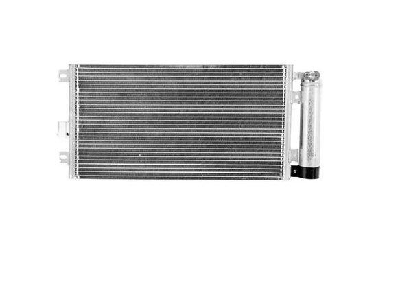 Condensador com filtro celta prisma de 2007 até 2012