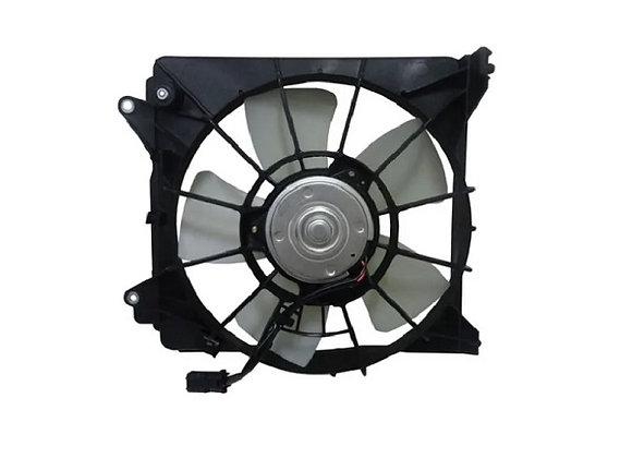 Eletro ventilador ventoinha radiador honda city e new fit