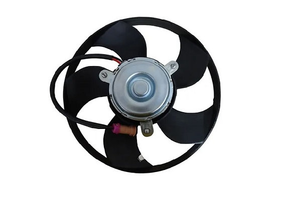 Eletro ventilador ventoinha radiador vw santana quantum após 96 com ar