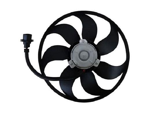 Eletro ventilador ventoinha radiador do golf sapao 99 a 07 modelo grande