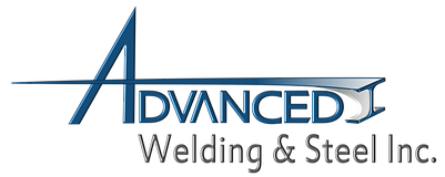 Advanced Welding & Steel logo Fuller bea