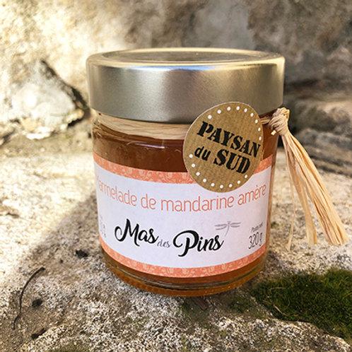 Marmelade de mandarines amères